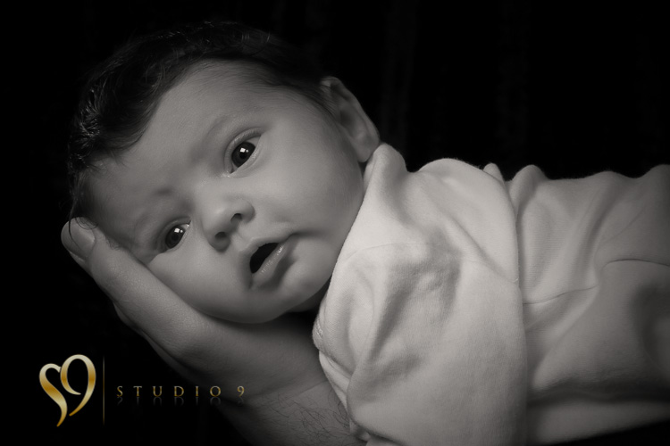 Beautiful baby boy. family photography at studio9.