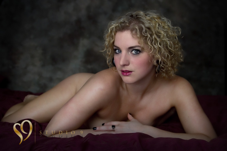 Beautiful photo of Rebecca, figure art photography by studio 9.